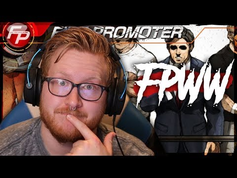 Fire Pro Promoter Mode - Ep 1 - Creating My OWN Wrestling Company