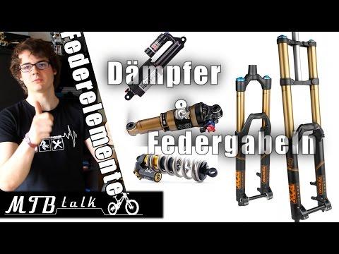 MTB Talk - Federelemente - Dämpfer & Federgabeln (Teil 1) #3