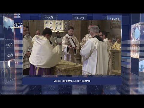 Dévotion à St-Antoine | Fête du St-Sacrement en Terre Sainte