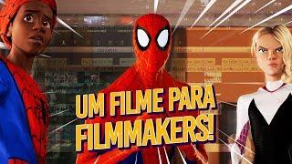 Homem Aranha: no Aranhaverso - o que um EDITOR pode aprender com o filme!
