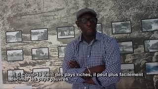Informations sur la covid-19 en langue nationale  POULAR (Guinée) 2.3