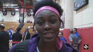 Male HS Basketball Joelle Johnson on All Star Gm & Career