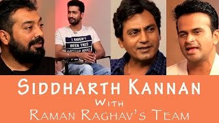 Anurag Kashyap And Nawazuddin Siddique Talk About Their Love For C Grade Films