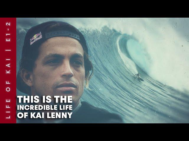 La vida de Kai Lenny