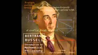 Introduction to Mathematical Philosophy (FULL Audiobook)