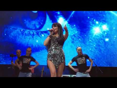 34 Света – Твои глаза (концертная версия) (Москва, Stadium, 10.12.2017)