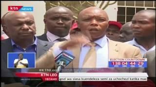KTN Leo taarifa Kamili: Rais Uhuru Kenyatta azuru Kisii - 22/3/2017