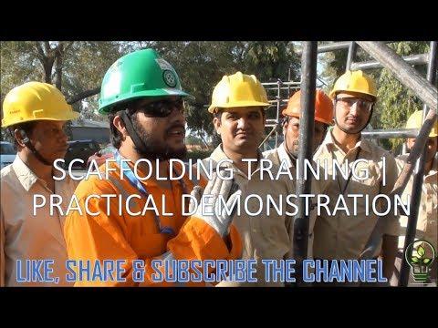 What is Scaffolding   Scaffolding Safety   Scaffolding Training   osha ...