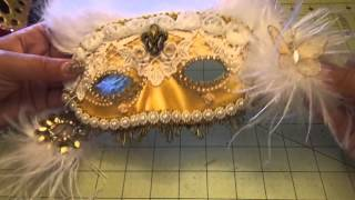 #2-4 Altered Masquerade Masks