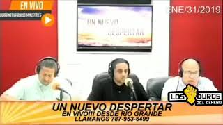 Hector Delgado Rompe El Silencio Sobre La Situación De Almighty