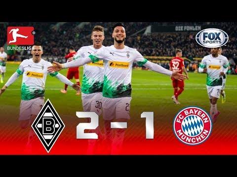 VIRADA HISTÓRICA! Veja os melhores momentos de Borussia Mönchengladbach 2x1 Bayern