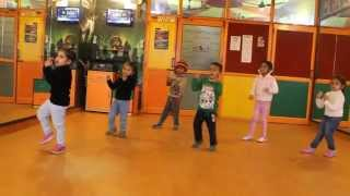 ABHI TOH PARTY SHURU HUI |BADSHAH | AASTHA Kids Dance Steps by Step2Step Dance Studio