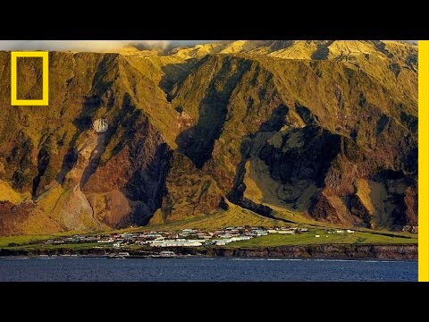 What Is It Like to Live on the World's Most Remote Island? | National Geographic thumbnail