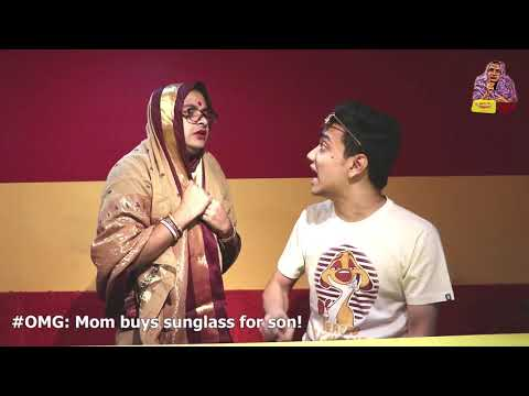 OMG - O Maa Go - S02E50 Mom buys Sunglass for Son