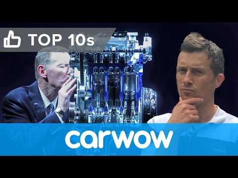 Top 10 Best Engines Up To 2.0L | Top10s