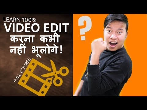 Learn Video Editing Full Course For Beginners Step By Step Guide ...