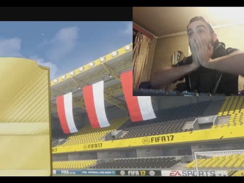 FIFA 17 - Pack Opening - First Flag - Robert Levandowski