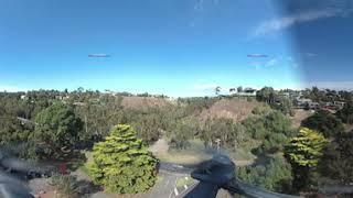 DJI FPV Garmin VIRB 360 Flight Test