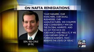 Sen. Cruz on KJTV - December 4, 2017