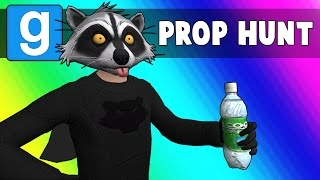 Gmod Prop Hunt Funny Moments - Bank Robbery Superheroes! (Garry's Mod) by Vanoss Gaming