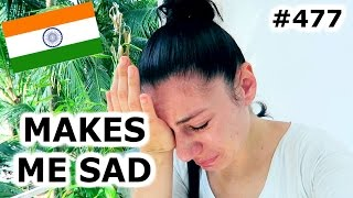 PLEASE DON'T DO THIS | KOCHI DAY 477 | INDIA | TRAVEL VLOG IV