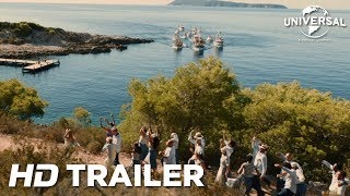 Mamma Mia! Here We Go Again International Trailer (Universal Pictures) HD