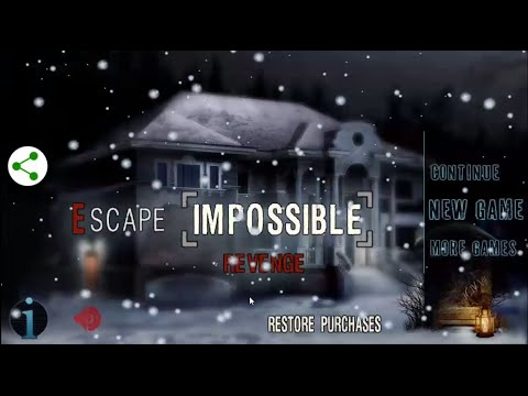Escape Impossible Revenge - Walkthrough