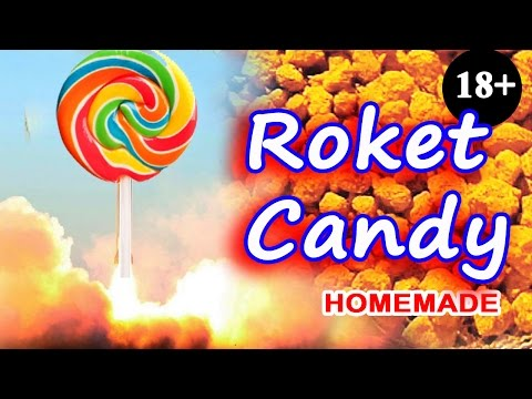 how to make rocket candy (rocket fuel) - смотреть онлайн на Hah Life