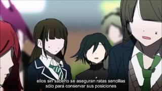 """【Sub. español】Danganronpa V3 """"Ratto ga shinda""""【MAD】"""