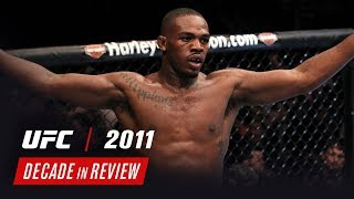 UFC Decade in Review - 2011