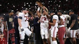 Alabama Football 2017 A Season To Never Forget (HD)