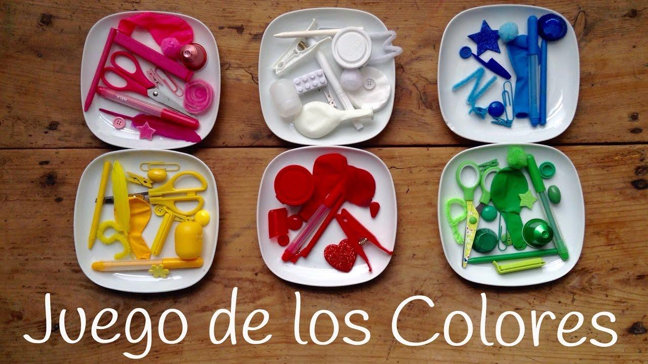 Juego de COLORES | Juegos educativos para niños
