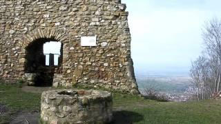 preview picture of video 'Schneeburg Ruine'