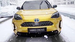Toyota Yaris Cross SUV (2021) Full Presentation – New Small SUV to fight Nissan Juke