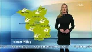 Claudia Kleinert In Engem Rock Nylons Stiefel, Tight Dress - Wetter