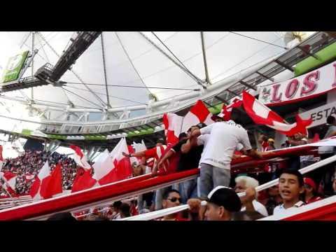 """""""Estudiantes vs Patronato (no me voy a quedar quieta)"""" Barra: Los Leales • Club: Estudiantes de La Plata"""