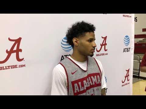 "James ""Beetle"" Bolden's first interview at Alabama"