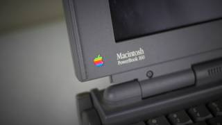 Retro Review: PowerBook 160 from 1992