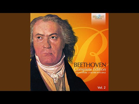 Beethoven - Andante and Variations in D - смотреть онлайн на