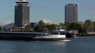 Amsterdam-Rhine Canal, Amsterdam