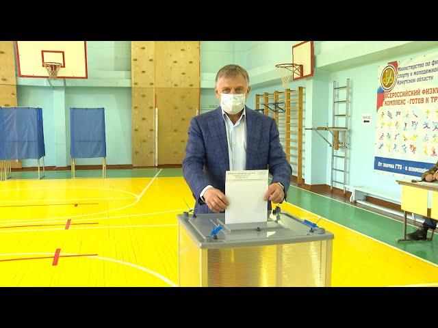 Как проходило голосование в Ангарске