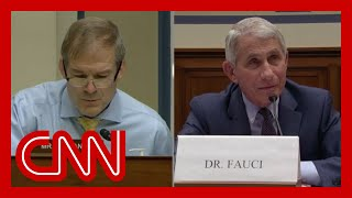 See Dr. Anthony Fauci's heated exchange with Jim Jordan over protests during coronavirus