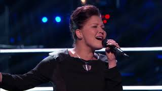 The Voice 2014 Battle Round   Toia Jones vs  DaNica Shirey   Halo