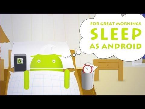 Vidéo Sleep as Android