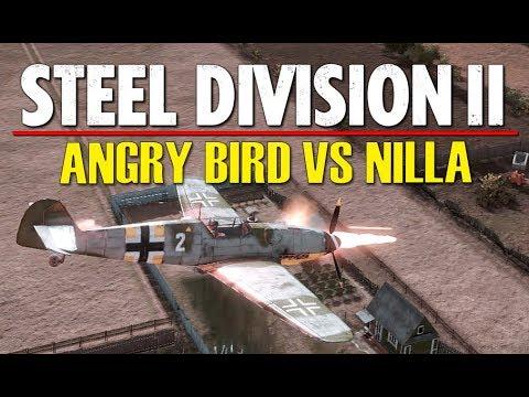 ANGRY BIRD VS NILLA! Throwback Tournament, Steel Division 2 (Orsha East, 1v1)