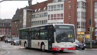 preview picture of video '[Sound] Bus Mercedes O 530 Ü (NE-M 1084) der Fa Kraftverkehr H. Gerresheim GmbH & Co KG, Jüchen'