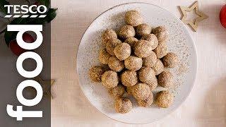 Hosting hacks: Gingernut truffles