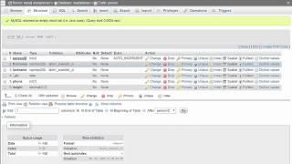 MySQL - multiple tables