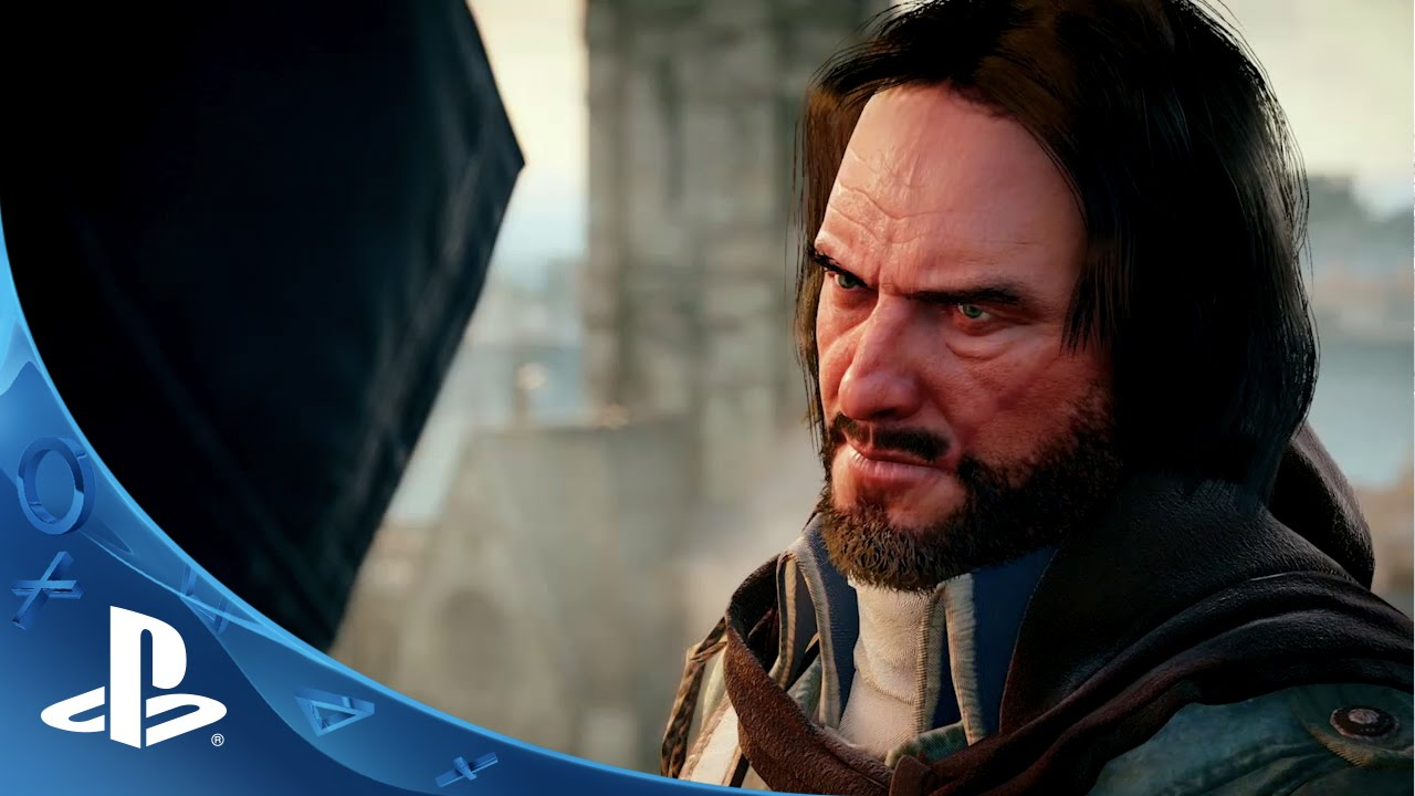 Playing Co-op in Assassin's Creed Unity