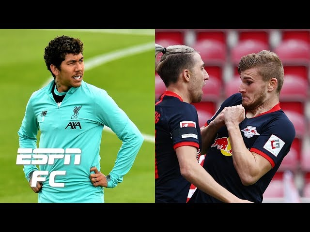 Would RB Leipzig's Timo Werner start over Liverpool's Roberto Firmino? | ESPN FC